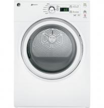 GE White 7 Cu.Feet. Capacity Electric Dryer