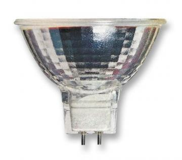 GE Precise MR16 50W Halogen GU5.3 Closed Dichroic Bulb, 12V 60 Degree 50mm