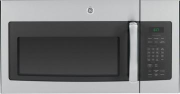 GE Stainless Steel 1.6 CF Over-The-Range Microwave Oven