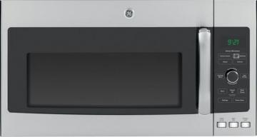 GE 2.1 cu. ft. Over-the-Range Microwave Oven in Stainless Steel