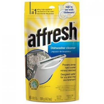Whirlpool Affresh Dishwasher Cleaner, 6-Ct.