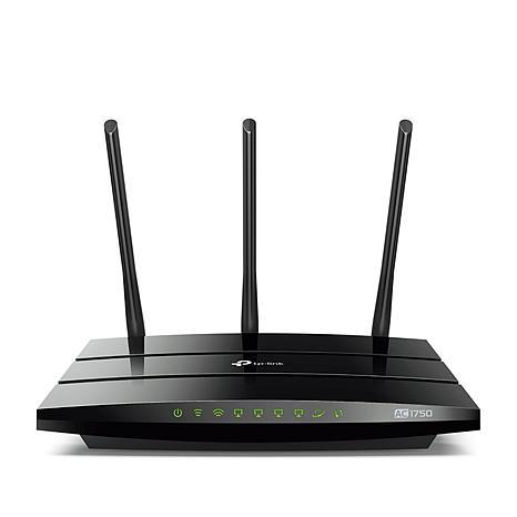 TP-Link Archer C7 AC1750 Dual-Band Wi-Fi AC Wireless Gigabit Router with 2-Year Warranty