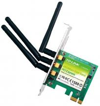 TP-Link 450Mbps Wireless N Dual Band PCI Express Adaptor with Low Profile Bracket