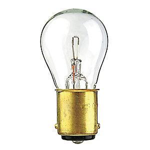 LumaPro Trade Number 1493, 18.0 Watts Miniature Incandescent Bulb, S8, BA15d Bayonet
