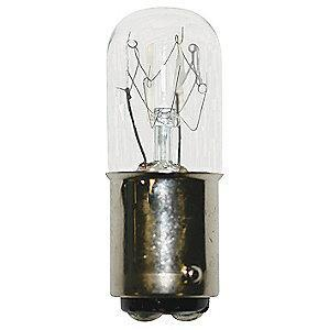 LumaPro Trade Number C250-1, 10.0 Watts Miniature Incandescent Bulb, T6, BA15d Bayonet