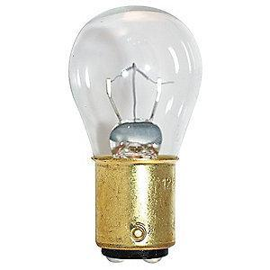 LumaPro Trade Number 1228, 14.0 Watts Miniature Incandescent Bulb, S8, BA15d Bayonet