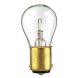 LumaPro Trade Number 1229, 15.0 Watts Miniature Incandescent Bulb, S8, BA15d Bayonet