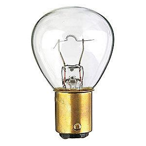 LumaPro Trade Number 1062, 37 Watts Miniature Incandescent Bulb, RP11, BA15d Bayonet