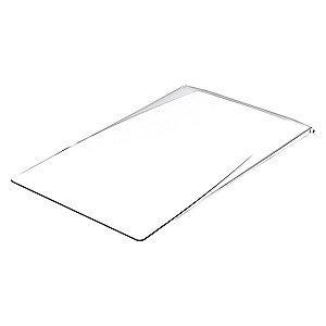 Akro-Mils Bin Lid,Univrsl,Clear,for Mfr. No. 36130