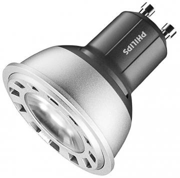 Philips 5.5W-50W MASTER LEDspot MV GU10 Spotlight, 3000K (White)
