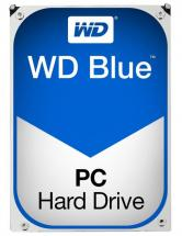 "WD Blue 3.5"" Internal HDD SATA 6GB/s - 500GB, 32MB Cache, 7200RPM"