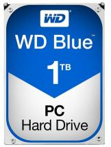 "WD Blue 3.5"" Internal HDD SATA 6GB/s - 1TB, 5400RPM"