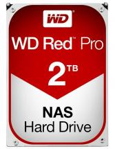 "WD Red Pro NAS 3.5"" Internal HDD SATA 6GB/s - 2TB, 7200RPM"