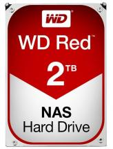"WD Red NAS 3.5"" Internal HDD SATA 6GB/s - 2TB"