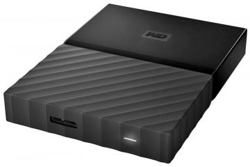 WD My Passport for Mac USB 3.0 Portable Drive, 4TB
