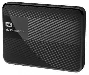 WD My Passport X Gaming External Hard Drive - 2TB