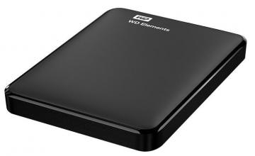 WD Elements USB 3.0 Portable Hard Drive - 3TB