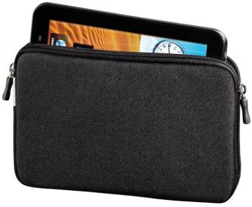 "Hama Tab Sleeve for 7"" Tablet PCs Black"