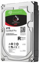 "Seagate IronWolf Pro Business 3.5"" SATA 6Gb/s NAS Hard Drive, 8TB"
