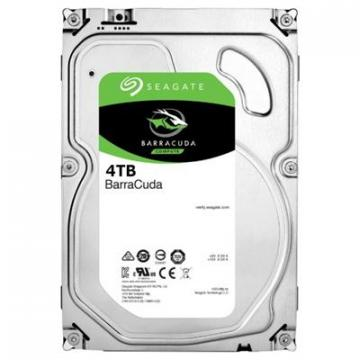 "Seagate BarraCuda 3.5"" Desktop Hard Drive, 4TB"