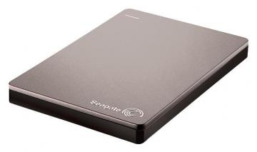 Seagate Backup Plus USB 3.0 Portable Hard Drive - 1TB, Silver