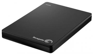Seagate Backup Plus USB 3.0 Portable Hard Drive - 2TB, Black