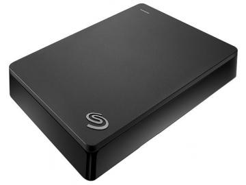Seagate Backup Plus USB 3.0 Portable Hard Drive - 4TB, Black