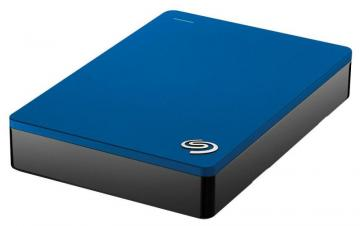 Seagate Backup Plus USB 3.0 Portable Hard Drive - 4TB, Blue