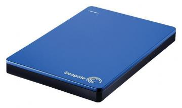 Seagate Backup Plus USB 3.0 Portable Hard Drive - 2TB, Blue