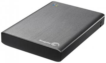 Seagate Wireless Plus Mobile Storage - 2TB