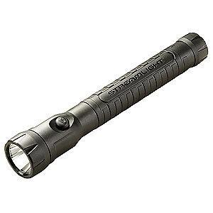 Streamlight Industrial LED Handheld Flashlight, Nylon, Maximum Lumens Output: 130, Black