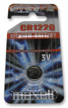 Maxell CR1220 Lithium Button Cell