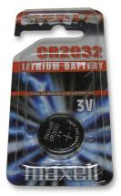 Maxell CR2032 Lithium Button Cell