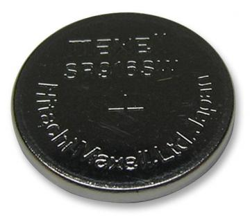 Maxell 1.55V Silver Oxide Watch Battery (373, D373, WA, V539, 617, SB-AJ, 280-45, SR68)