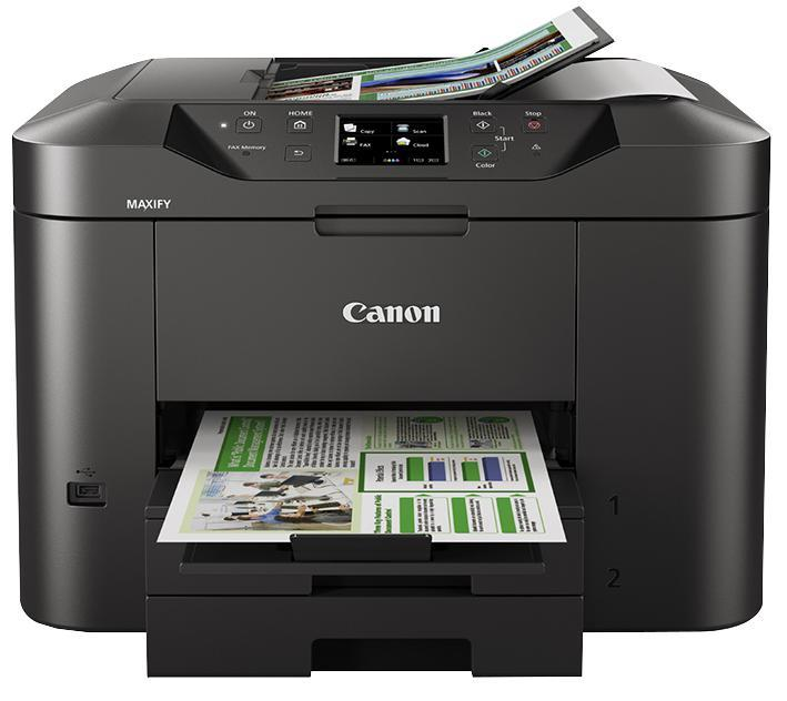Canon MAXIFY MB2350 All-in-One Wireless Inkjet Printer with Fax