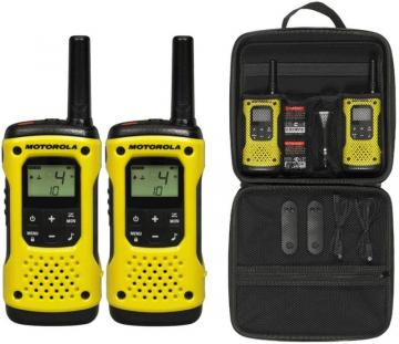 Motorola T92 Go Anywhere PMR446 Walkie Talkies