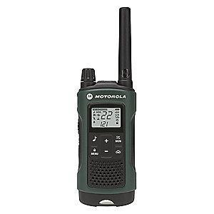 Motorola T465 Series 22-Channel FRS/GMRS Analog General Radio