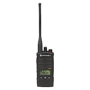 Motorola RDX Series 16-Channel UHF Analog General Radio