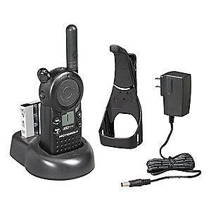 Motorola CLP Series 1-Channel UHF Analog General Radio
