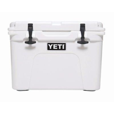 Yeti Tundra 35 Cooler, 20-Can Capacity, White