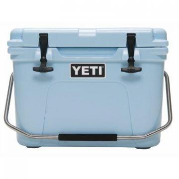 Yeti Roadie 20 Cooler, 14-Can Capacity, Blue