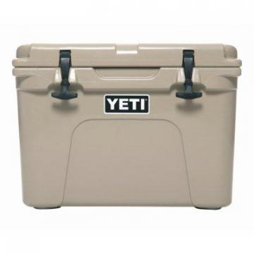 Yeti Tundra 35 Cooler, 20-Can Capacity, Tan