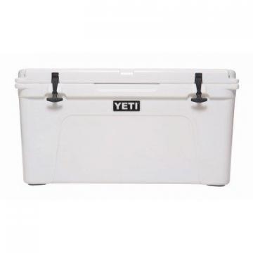 Yeti Tundra 75 Cooler, 50-Can Capacity, White