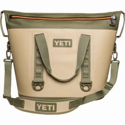 Yeti Hopper Two 40 Cooler, Tan, 36-Can Capacity