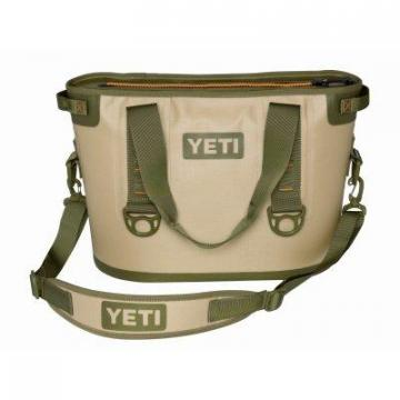 Yeti Hopper 20 Cooler, 18-Can Capacity, Tan