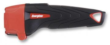 Energizer Impact Small Rubber LED Torch, 2x AAA