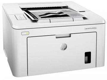 HP LaserJet Pro M203dw Wireless Laser Printer