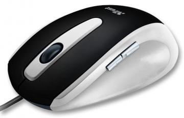 Trust Easyclick USB Optical Mouse - Black