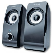 Trust Remo 16W 2.0 PC Speakers - Black
