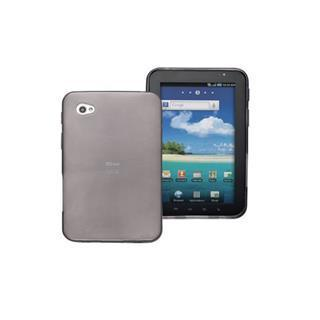 "Trust Silicone Skin for Galaxy Tab 7"" - Transparent Grey"
